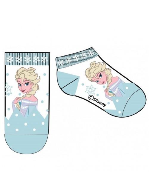 Set 2 perechi Sosete Elsa Disney Frozen, 23-34