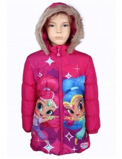 Jacheta iarna Shimmer si Shine, copii 2-6 ani