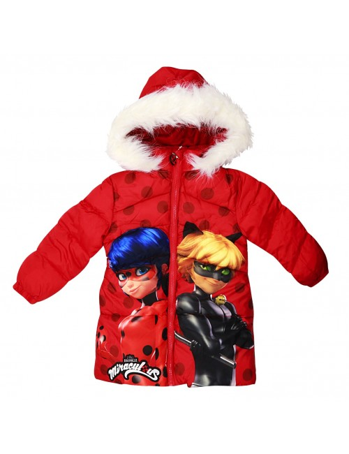Jacheta iarna Buburuza si Motan Noir, copii 5-10 ani