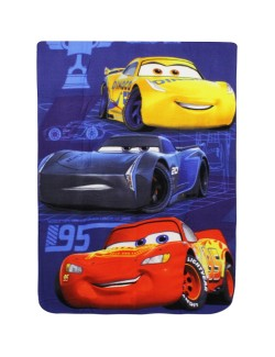 Paturica Disney Cars 100 x 140 cm, polar fleece