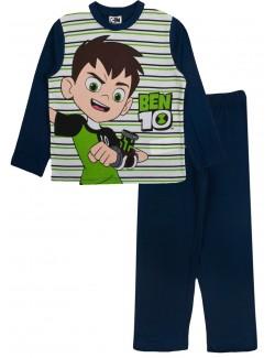 Pijama Ben Ten, bleumarin, copii 3-8 ani