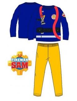 Pijama Pompierul Sam, copii 3-6 ani