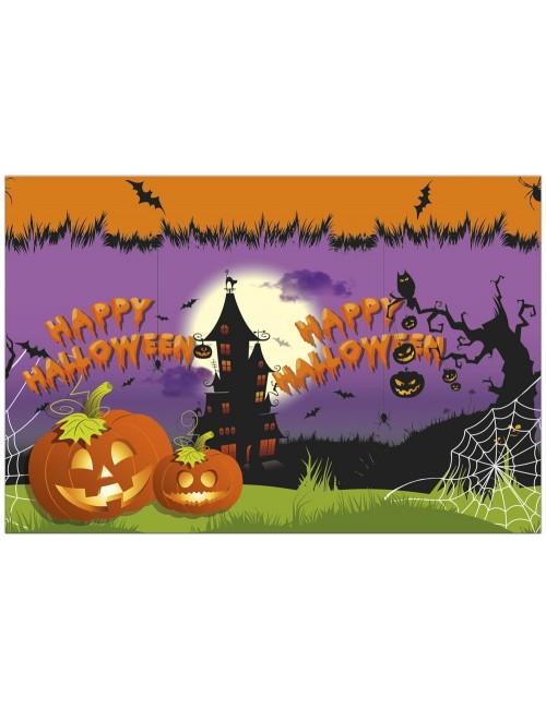 Fata de masa Spooky Halloween, 120 x 180 cm