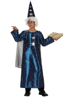 Costum Magician / Vrajitor Halloween, copii 7-12 ani