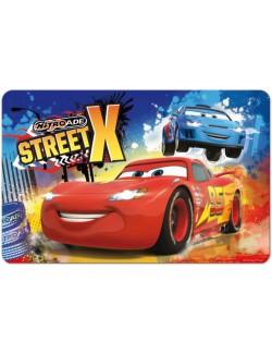 Suport protectie masa, 3D, Disney Cars, 42 cm