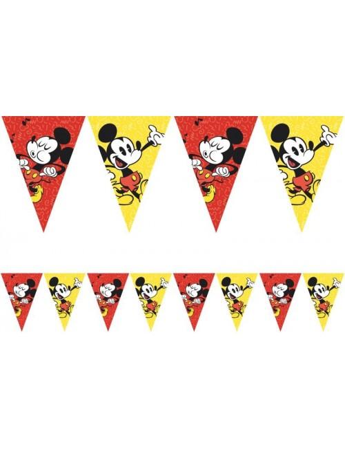 Ghirlanda decor, Mickey Mouse, 230 cm