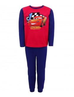 Pijama Disney Cars, rosu-bleumarin, 2-6 ani