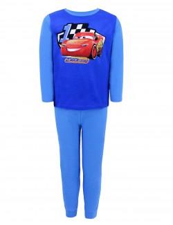 Pijama albastra, Disney Cars, copii 2-6 ani