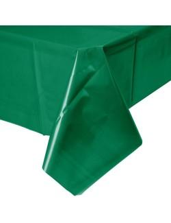 Fata de masa Verde, PVC, 137 x 274 cm