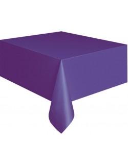 Fata de masa violet, BBS, 140 x 260 cm