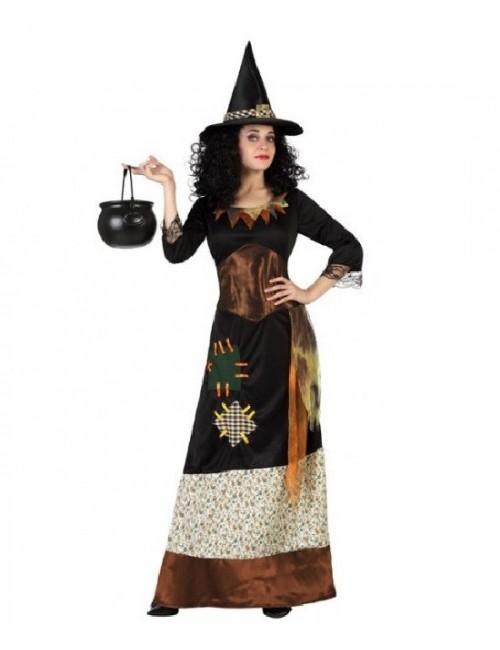 Costum Vrajitoare pentru femei, M-L