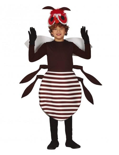 Costum Musca, unisex, pentru copii 5-12 ani