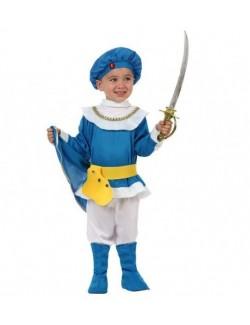 Costum Printul cel viteaz, copii 4-5 ani