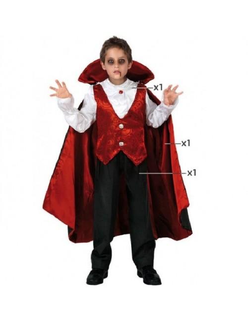 Costum Vampir elegant, copii 3-12 ani