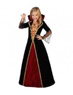 Costum Printesa Vampir, copii 3-12 ani