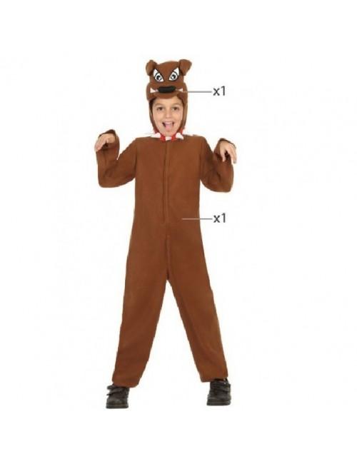Costum Caine Bulldog, copii 3-4 ani