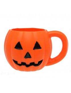 Canuta Dovleac Halloween, plastic