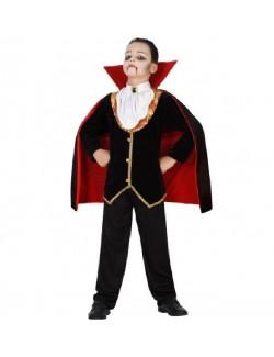Costum Halloween Vampir, copii 3-12 ani