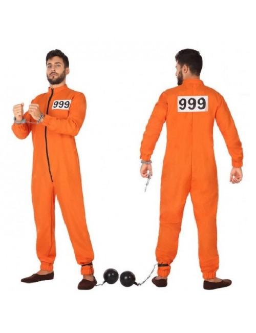 Costum Condamnat / Detinut periculos, adulti, M-XL