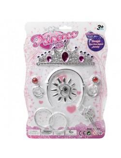 Set bijuterii Princess - accesorii carnaval