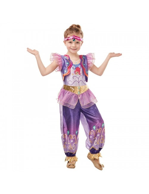 Costum Shimmer Deluxe, copii 3-6 ani