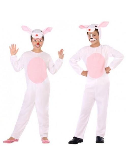 Costum Iepure, unisex, copii 3-9 ani