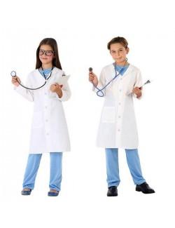 Costum Doctor, unisex, copii 4-6 ani