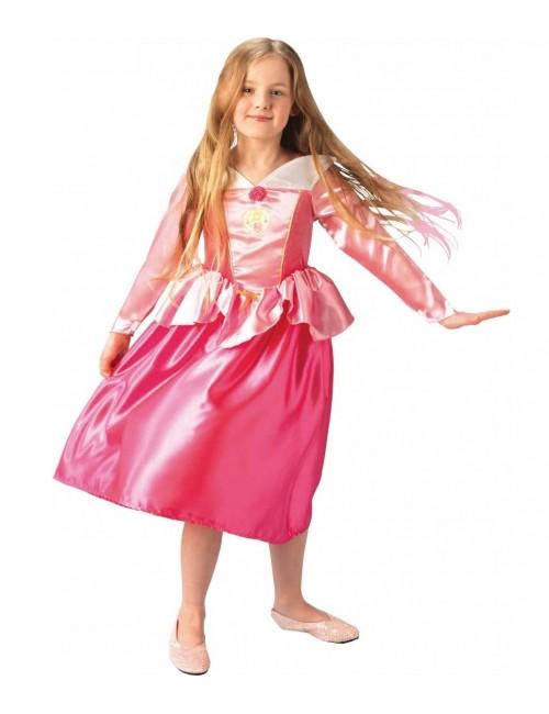 Costum Aurora Frumoasa Adormita Clasic, 3-4 ani