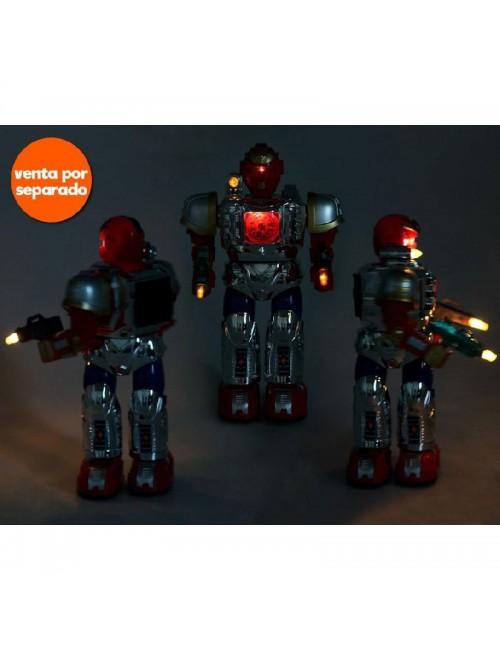 Jucarie Amazing Robot, cu sunete si lumini, 31 x 19 cm