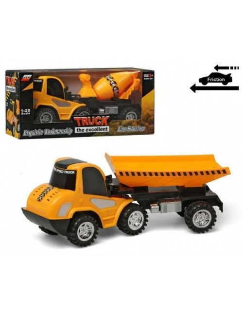 Jucarie Camion pentru constructii
