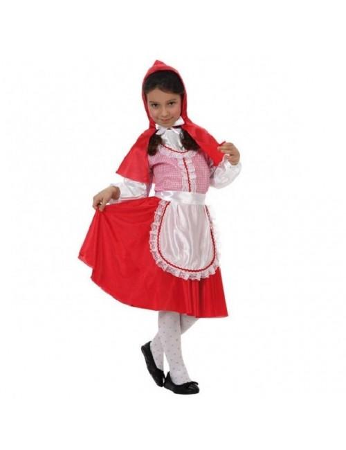Costum Scufita Rosie, 3-6 ani