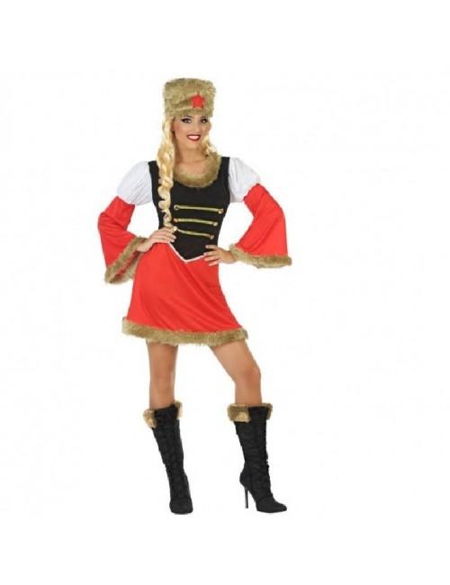 Costum Rusoaica, adulti, XS-L