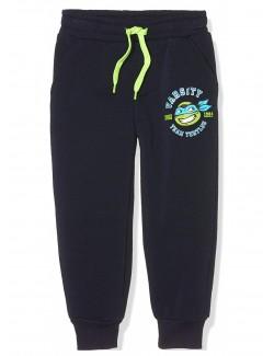 Pantaloni sport Testoasele Ninja, bleumarin, copii 3-8 ani