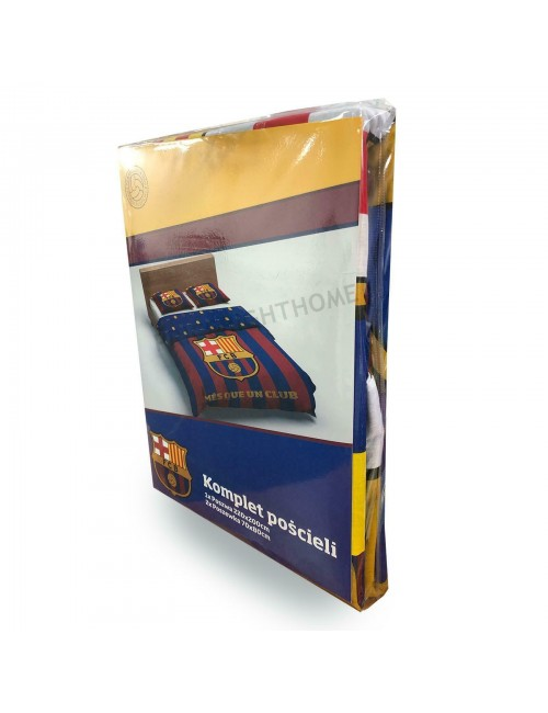 Lenjerie de pat FC Barcelona, 220 x 200 cm