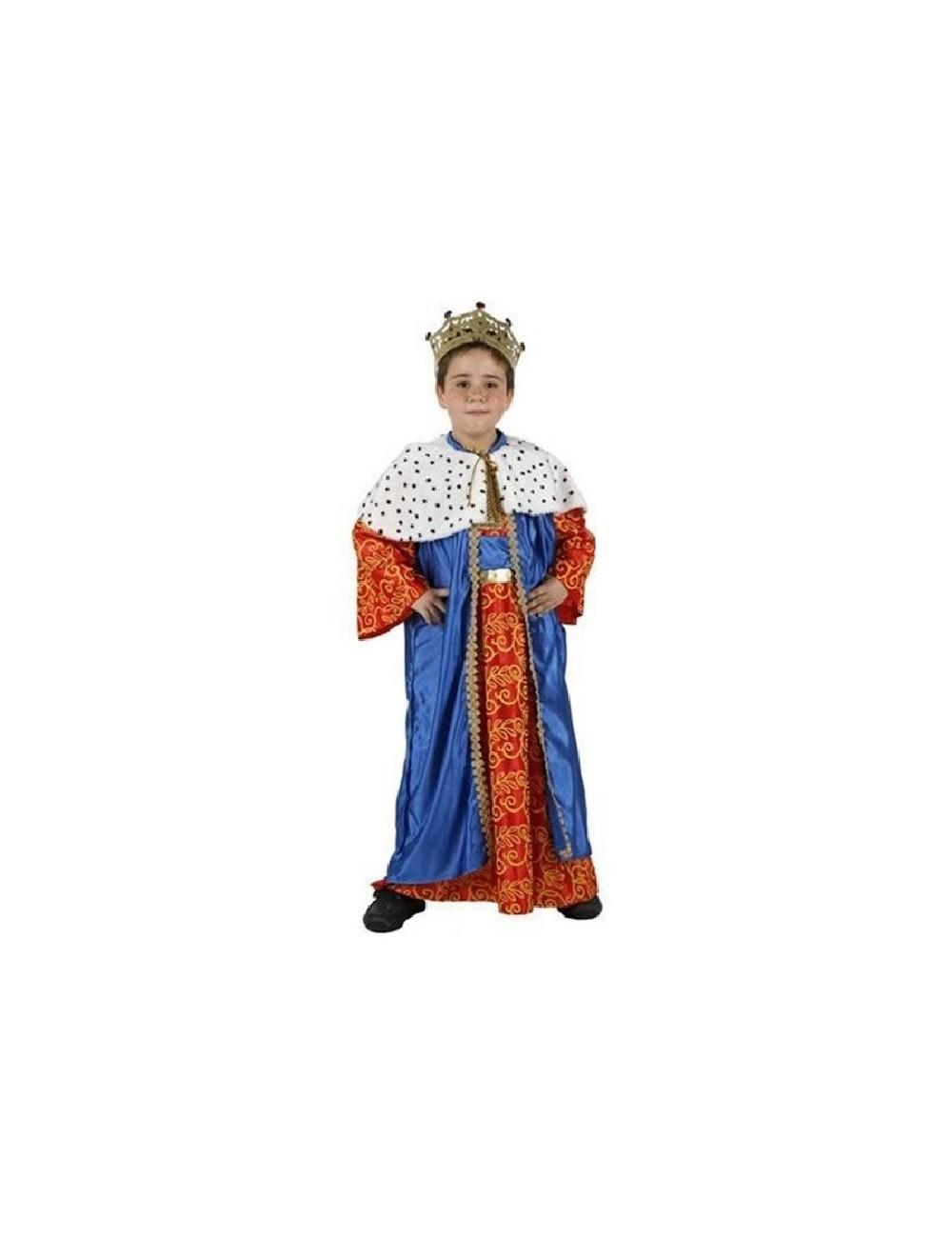Costum Rege Mag, diverse culori, copii 5-9 ani