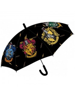 Umbrela semiautomata Harry Potter, 80 cm