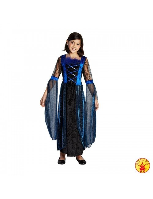 Costum fete: Midnight Princess Rubies