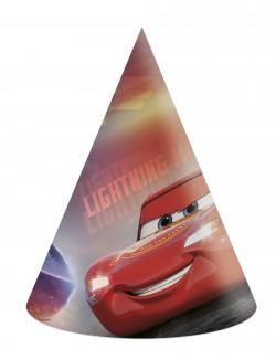 Set 6 coifuri petrecere Disney Cars 3