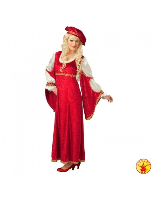 Costum carnaval femei: Printesa renascentista
