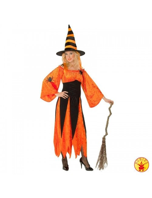 Costum Halloween femei: Rochie Vrajitoarea Neroli