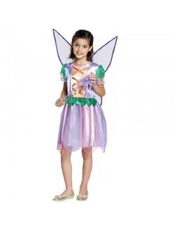 Rochie Zana florilor, copii 7-8 ani