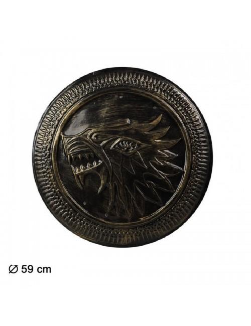 Scut mare cu dragon, 59 cm