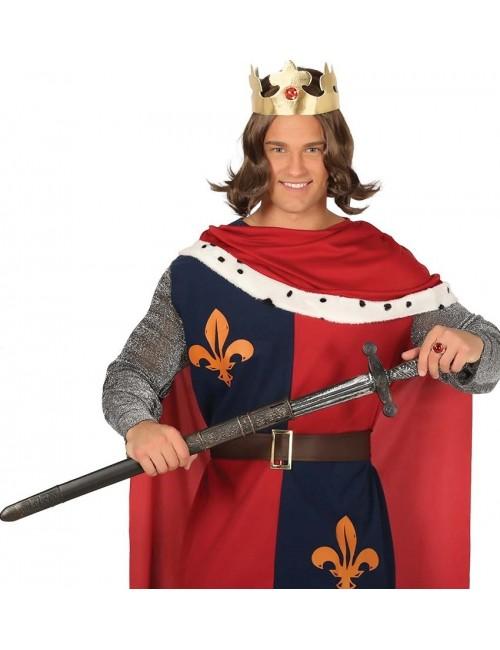 Sabie cu teaca, 75 cm, luptator medieval