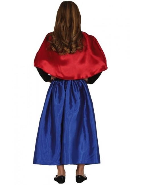 Costum Printesa Ana, copii 4-12 ani