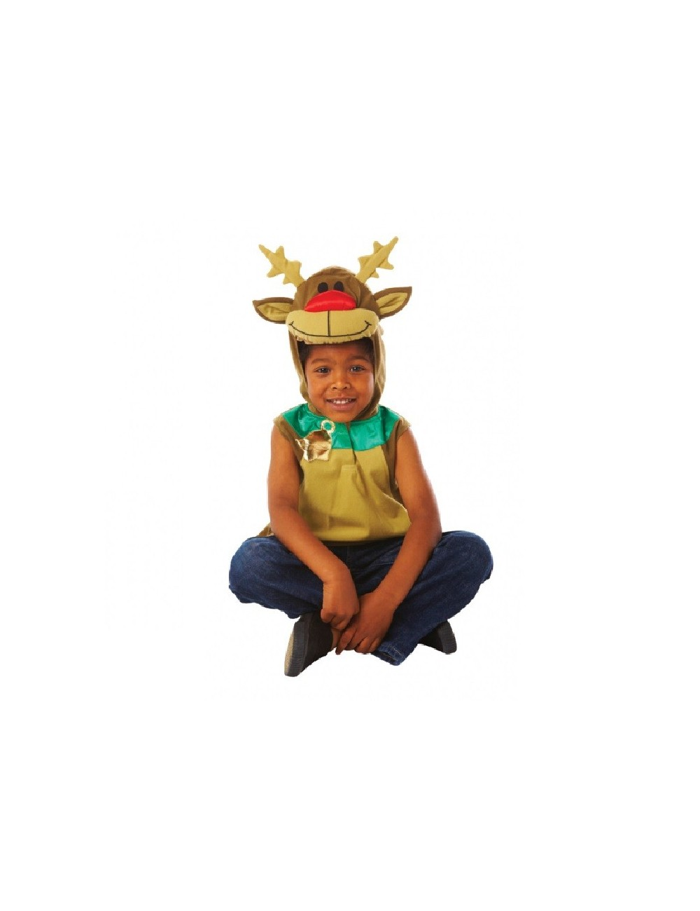 Costum-tunica Ren Rudolf, copii 3-5 ani