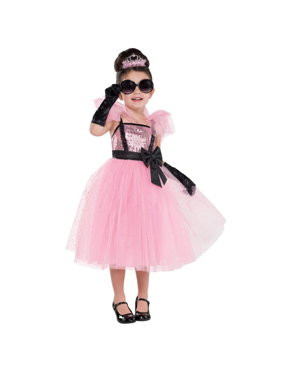 Costum Glam Princess, copii 4-6 ani