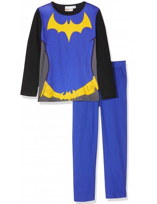 Pijama fete, Super-eroina Batgirl, 4-10 ani