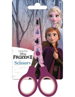 Foarfeca Disney Frozen, pentru hartie, 13 cm