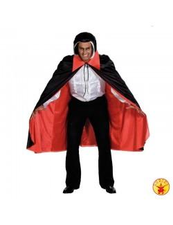 Costum Halloween barbati: Mantie Dracula Rubies