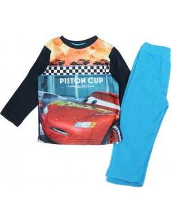 Set haine casa / Pijama Disney Cars, albastru, copii 3-8 ani